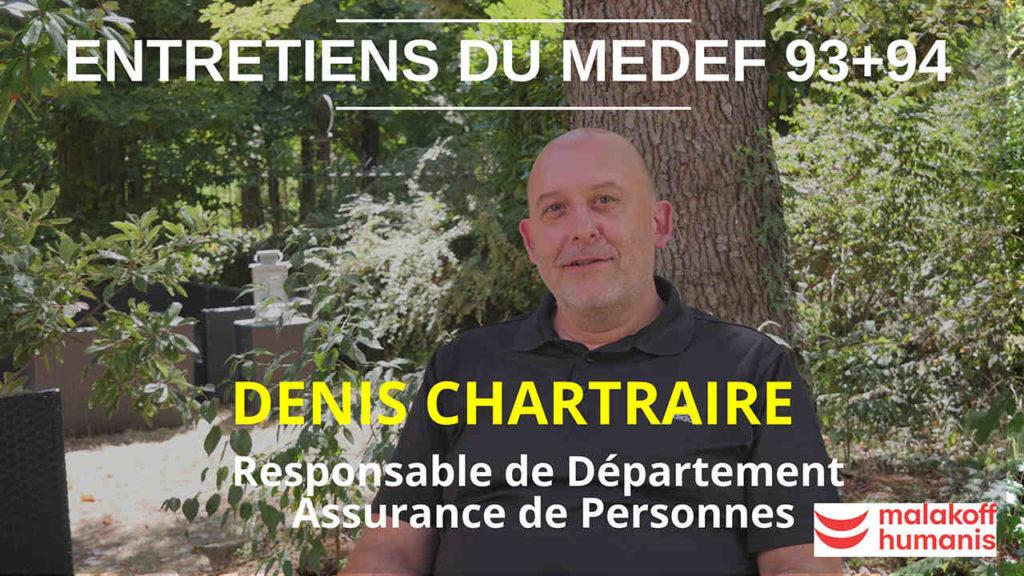 Entretiens du Medef 93+94