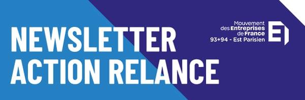 Read more about the article ACTION RELANCE – Le Plan de Relance en temps réel – Newsletter no 19